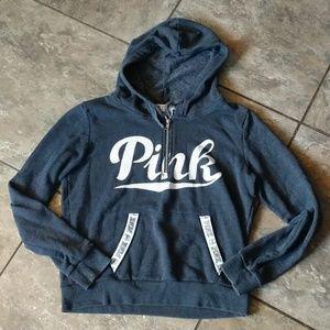 PINK Victoria's secret hooded sweatshirt